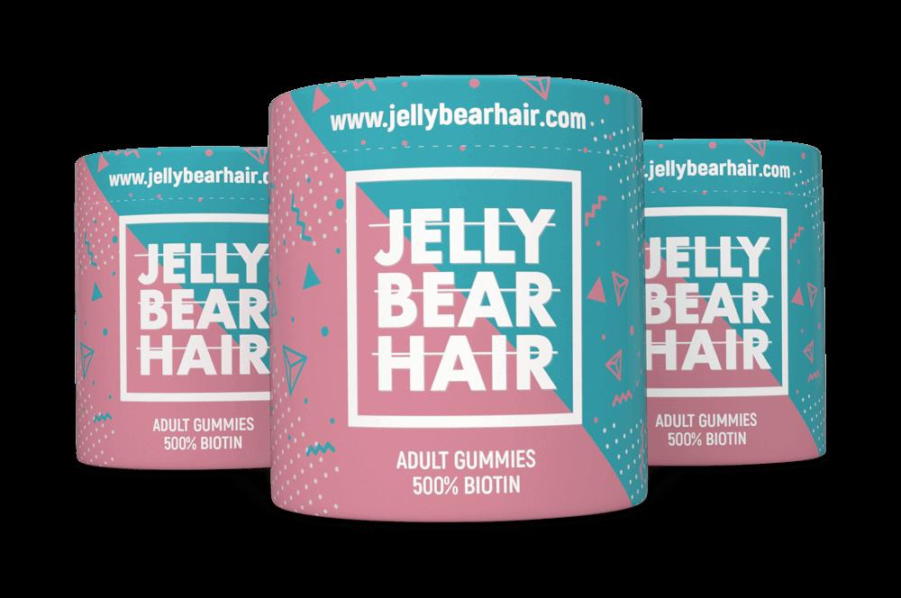 Jelly Bear Hair – opiniones precio reviews