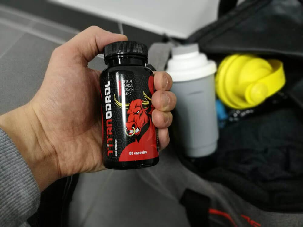 titanodrol test
