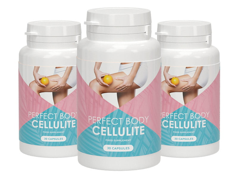Perfect Body Cellulite opinie skład cena