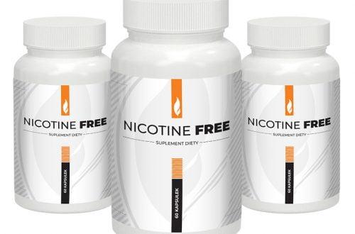 nicotine free opinie cena