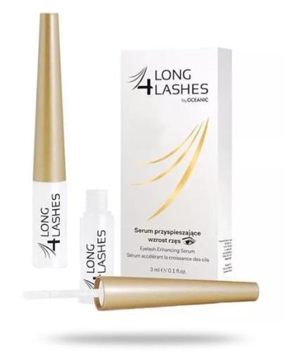 Long 4 Lashes