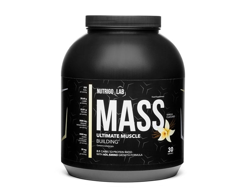 nutrigo lab mass opinie
