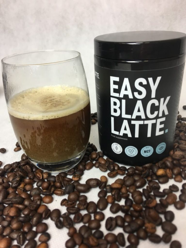 easy black latte opinie